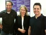 Matt Diffee, Liza Donnelly, Chris Weyant
