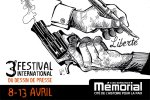 OPENING SLIDE, poster of festival