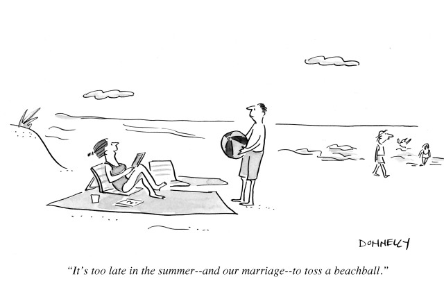 beachball marriage