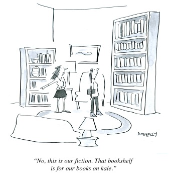 books on kale